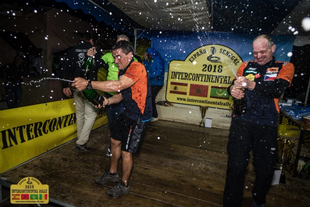 Intercontinental Rally 2018