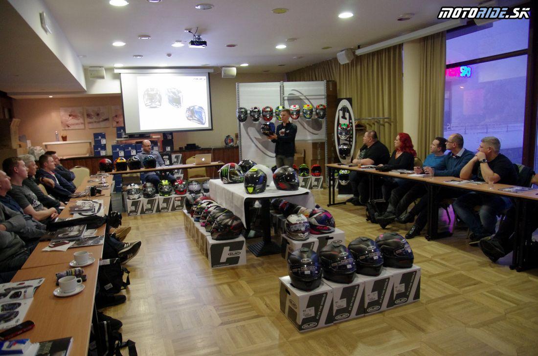 10.02.2018 17:02 - Held a HJC v Tatrách predstavili novinky na sezónu 2018