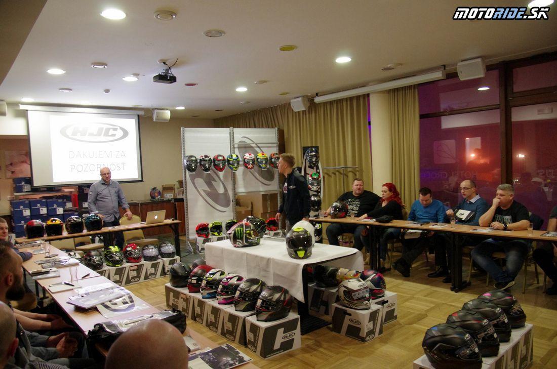 10.02.2018 17:51 - Held a HJC v Tatrách predstavili novinky na sezónu 2018