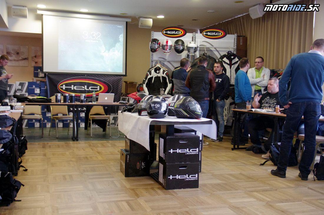 10.02.2018 15:33 - Held a HJC v Tatrách predstavili novinky na sezónu 2018