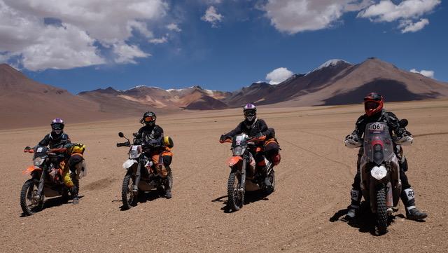 Vstup do Bolívie - Naživo: Chile - Bolivia - Argentína 2018