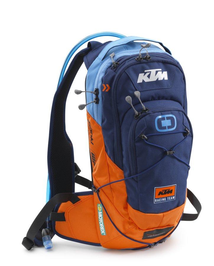 KTM CEE venuje ruksak KTM Replica Baja v hodnote 107,22 €