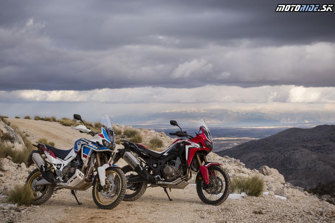 Honda CRF1000L Africa Twin a Adventure Sports 2018