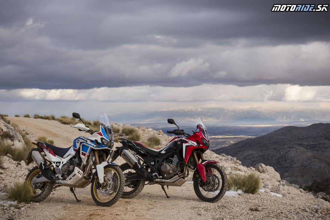 Honda CRF1000L Africa Twin a Adventure Sports 2018