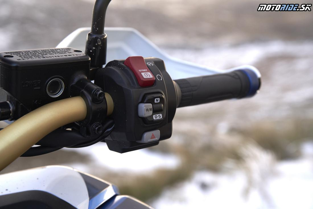 Honda CRF1000L Africa Twin Adventure Sports 2018
