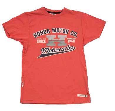 Honda Motor Europe Ltd. Slovensko venuje tričká a mikiny