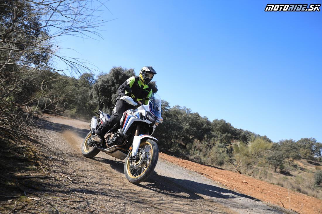 Honda CRF1000L Africa Twin 2018