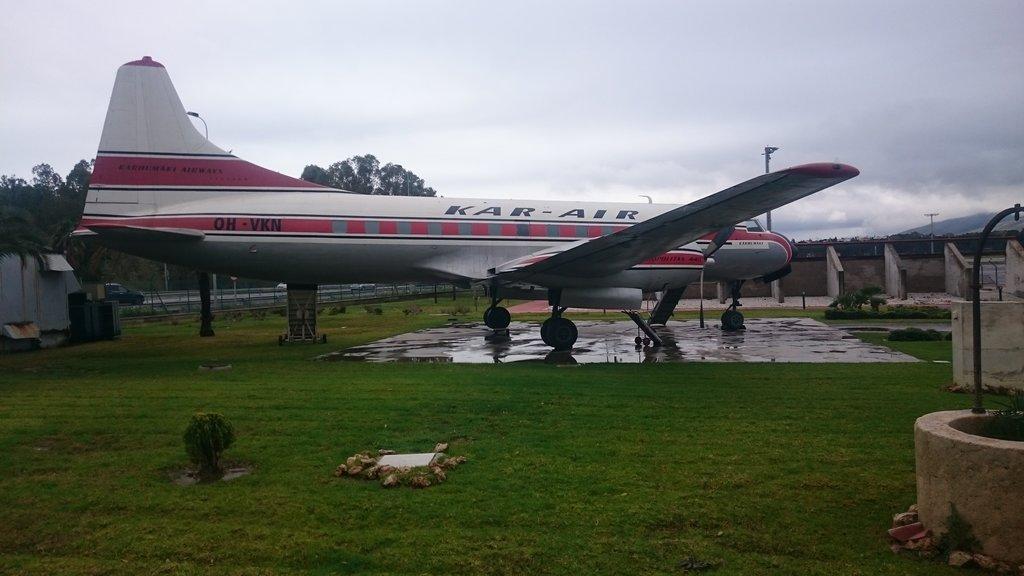 Letecké múzeum Malaga, Španielsko - Bod záujmu