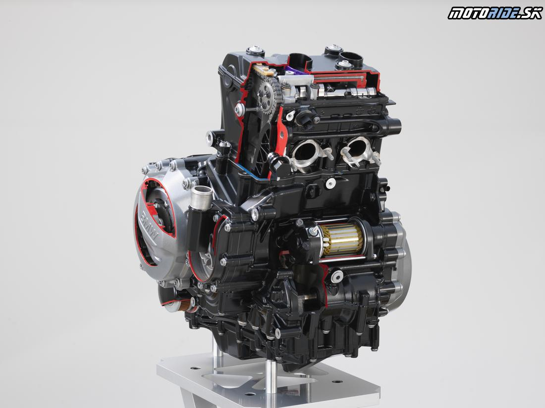 Motor BMW F750/F850 GS 2018