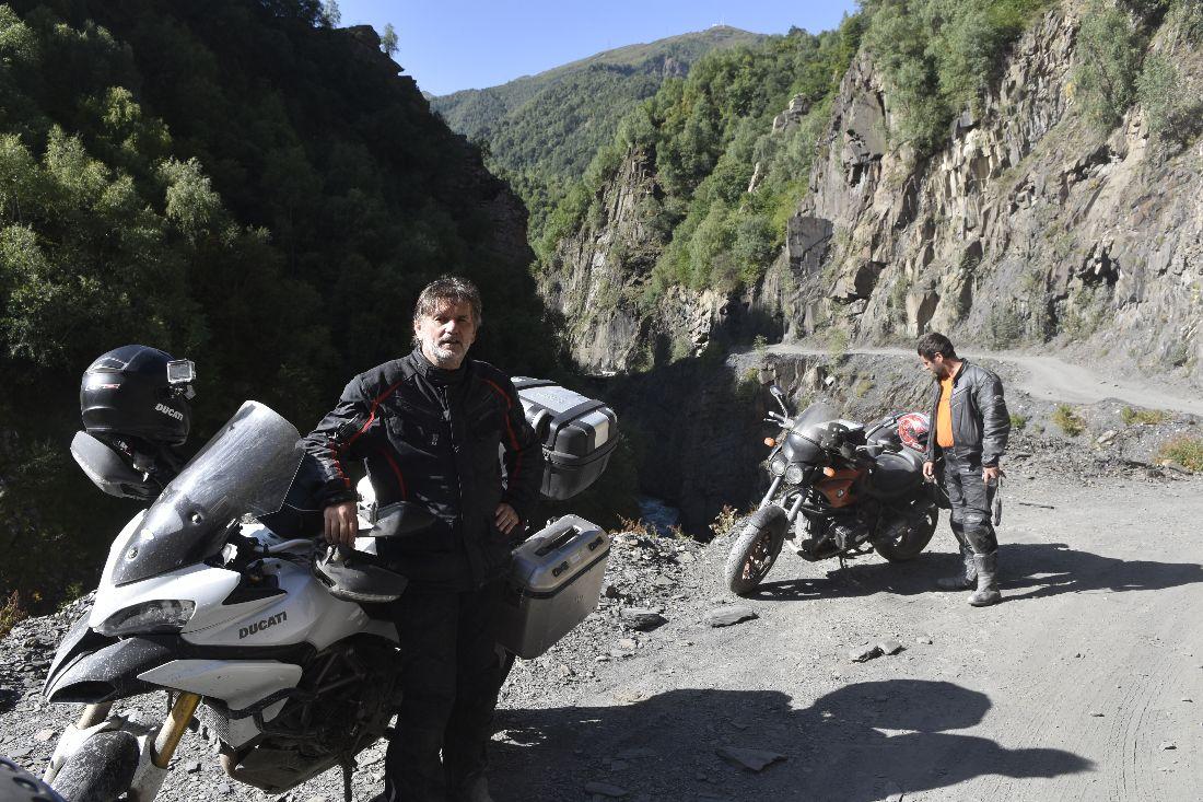 Horskou cestičkou do Ushguli