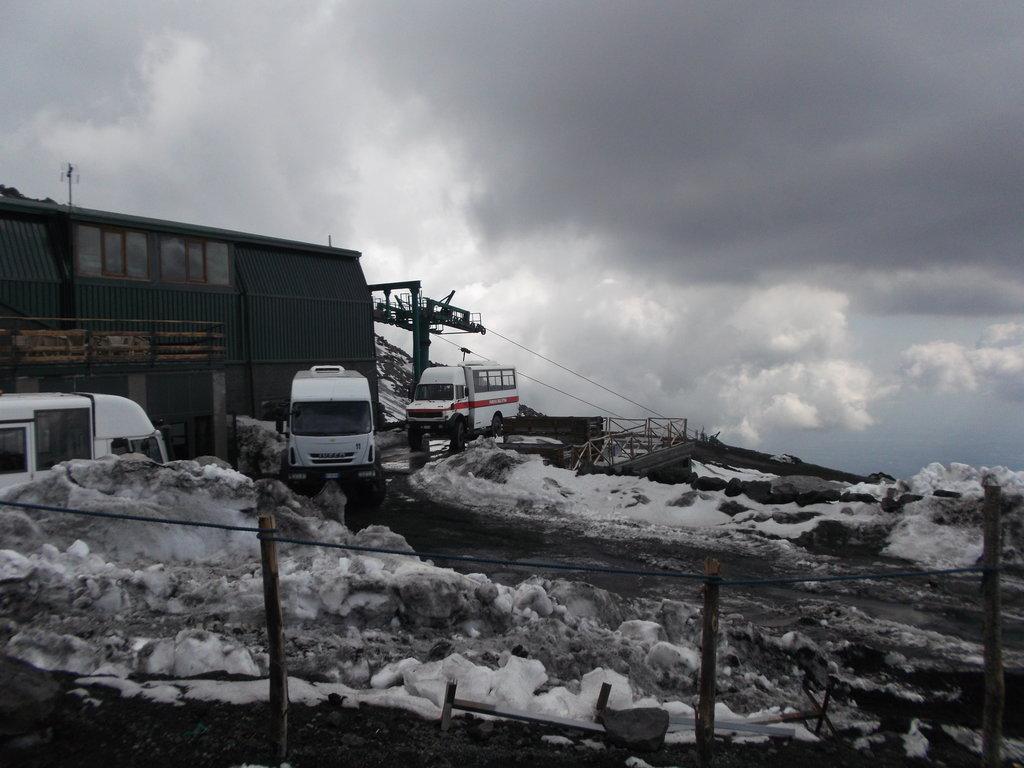 Lyžiarske stredisko Etna