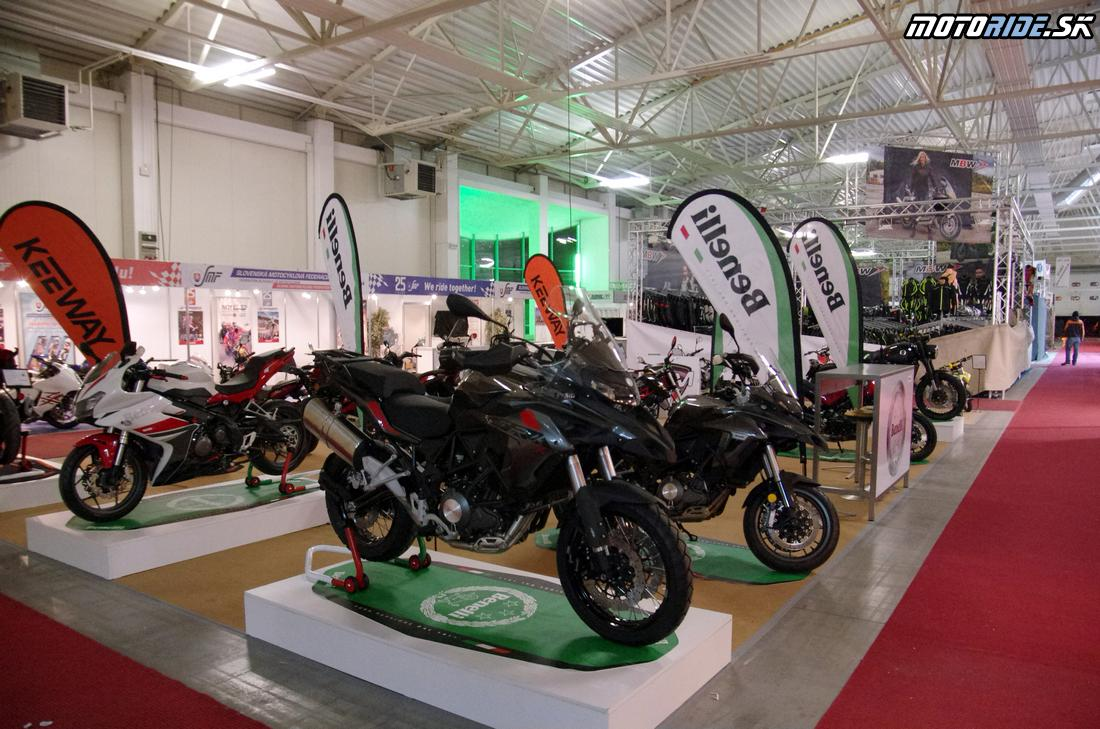 Prvý fotoreport z výstavy Motocykel 2018