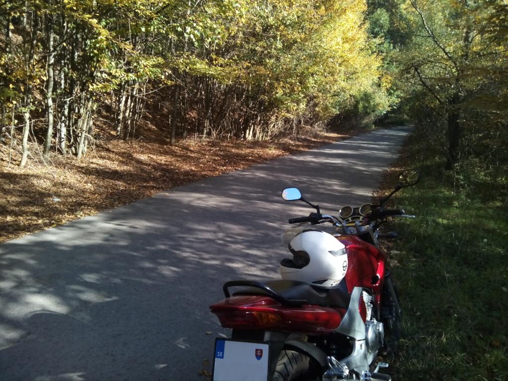 Prvé zoznamovacie kilometre - budeme si rozumieť? - Yamaha YBR 250