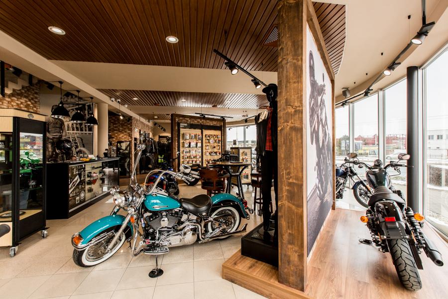 Harley-Davidson Košice