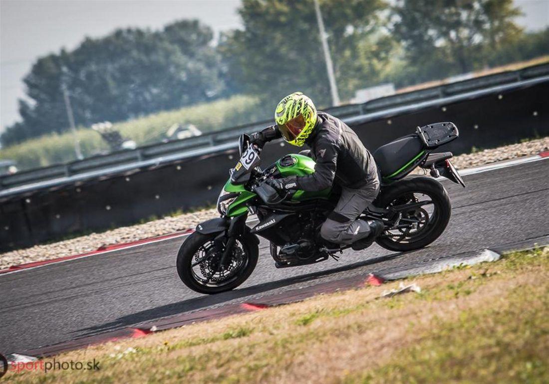 """Pozvánka: """"Zahrievanie motorov"""" na Kawasaki Track Day 2018"""