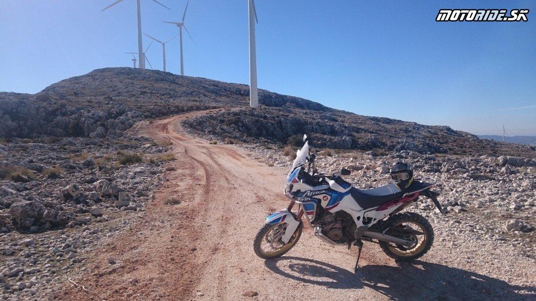 Vyhliadka Sierra de Loja  - Bod záujmu