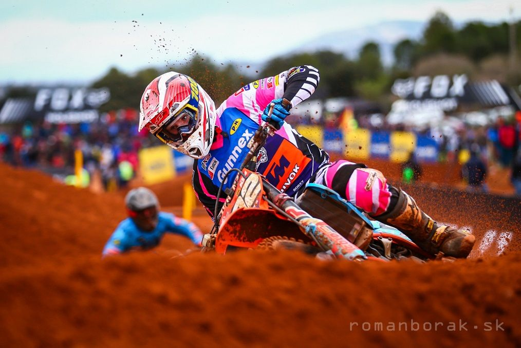 Richard Šikyňa - MS MX - Redsand MX Parku 2018