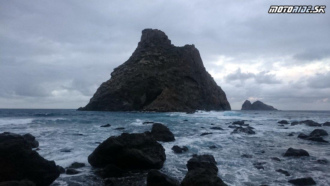 Roques de Anaga, Tenerife  - Bod záujmu