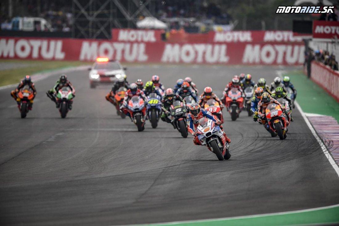 MotoGP Argentína 2018
