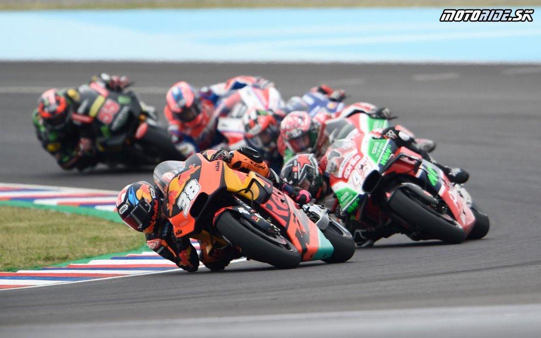 bradley smith ktm rc16 termas de rio hondo - MotoGP Argentína 2018