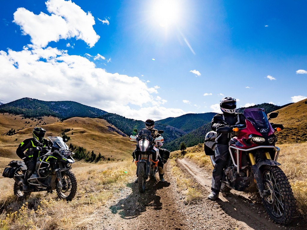 KLIM Badlands Pro oblečenie na adventure motorku