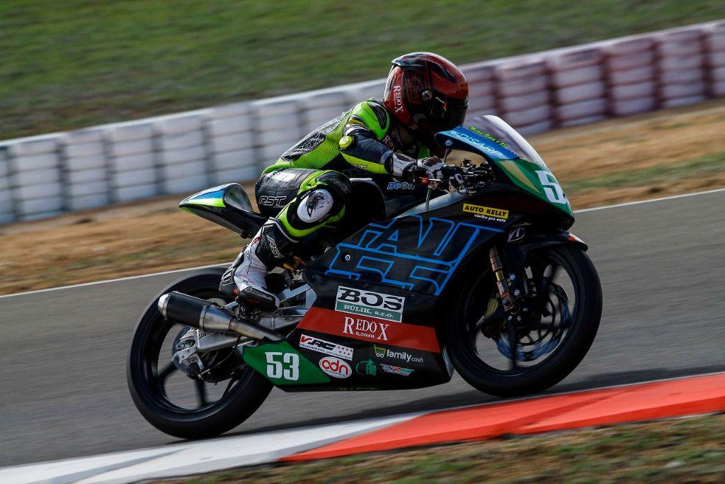 Michal Búlik začal sezónu 2018 - v Španielsku bodoval