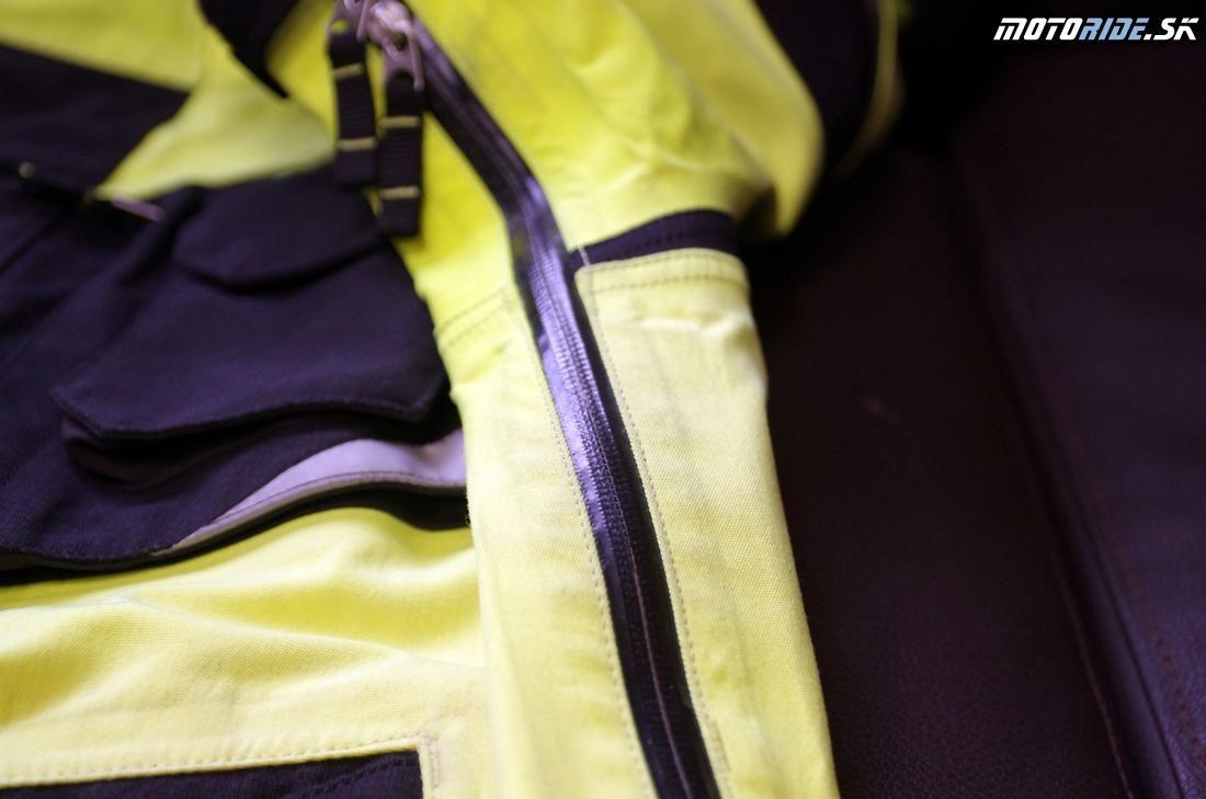 Skúsenosti: nepremokavě adventure oblečenie Klim Badlands Pro po 2 rokoch