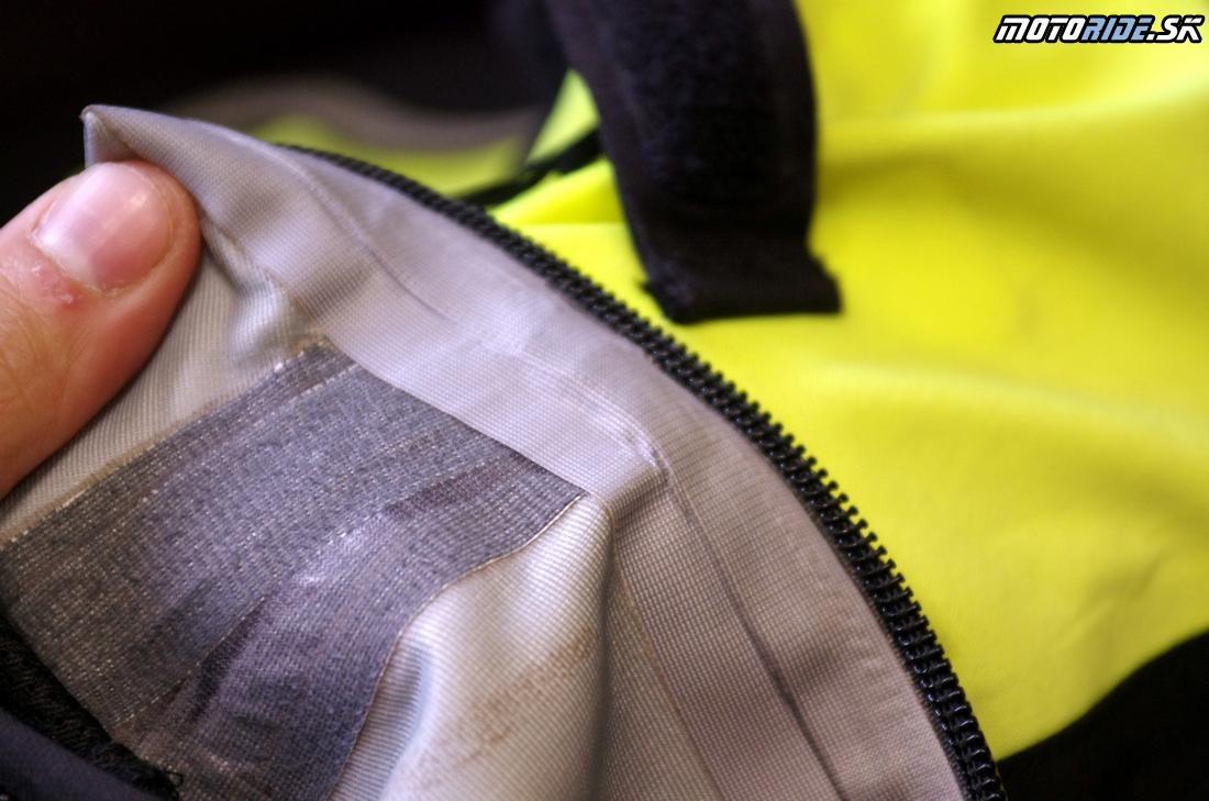 Gore-Tex Pro - laminovaná membrána - Skúsenosti: nepremokavě adventure oblečenie Klim Badlands Pro po 2 rokoch