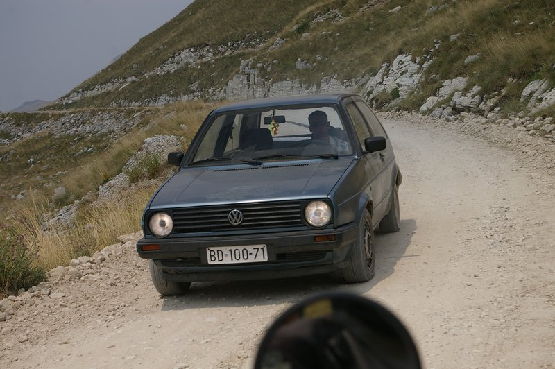 NP Durmitor (Čierna hora)
