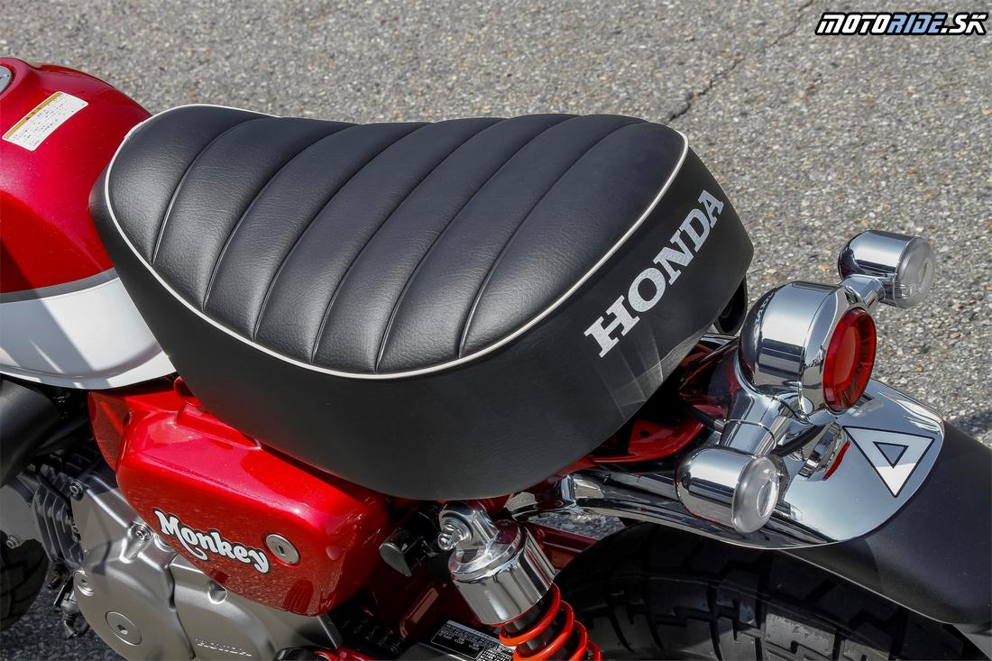 Honda Monkey 125 2018