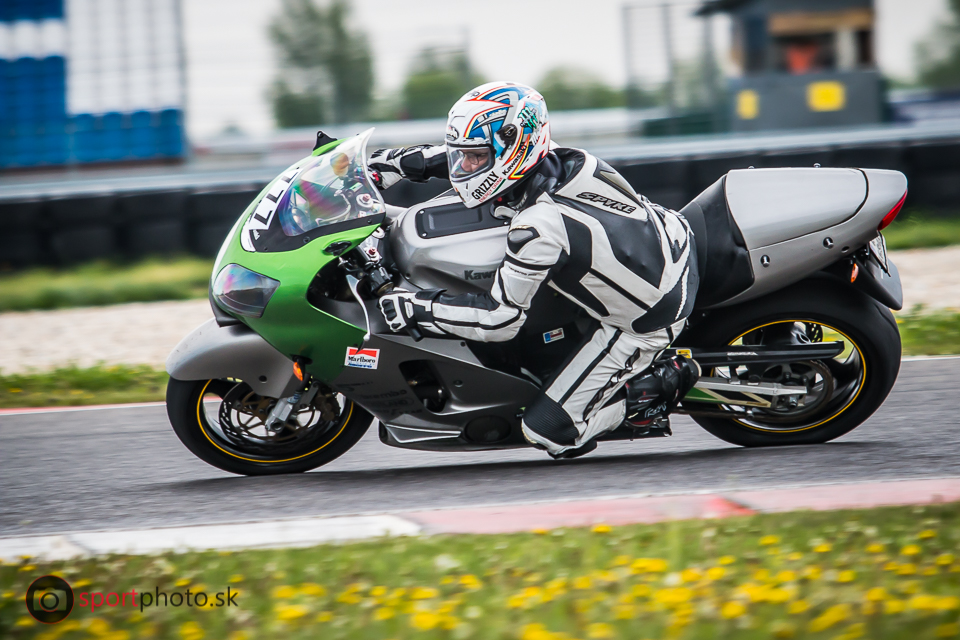 Kawasaki Track Day 2018