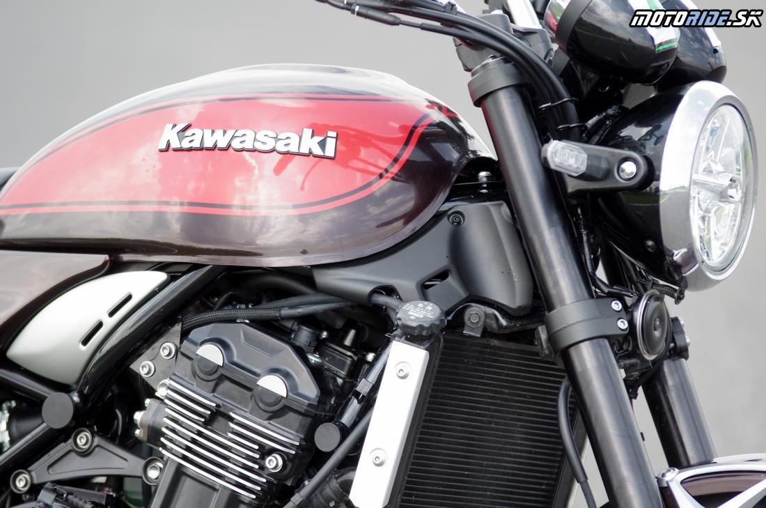 Kawasaki Z900 RS 2018 - Kawasaki Track Day 2018