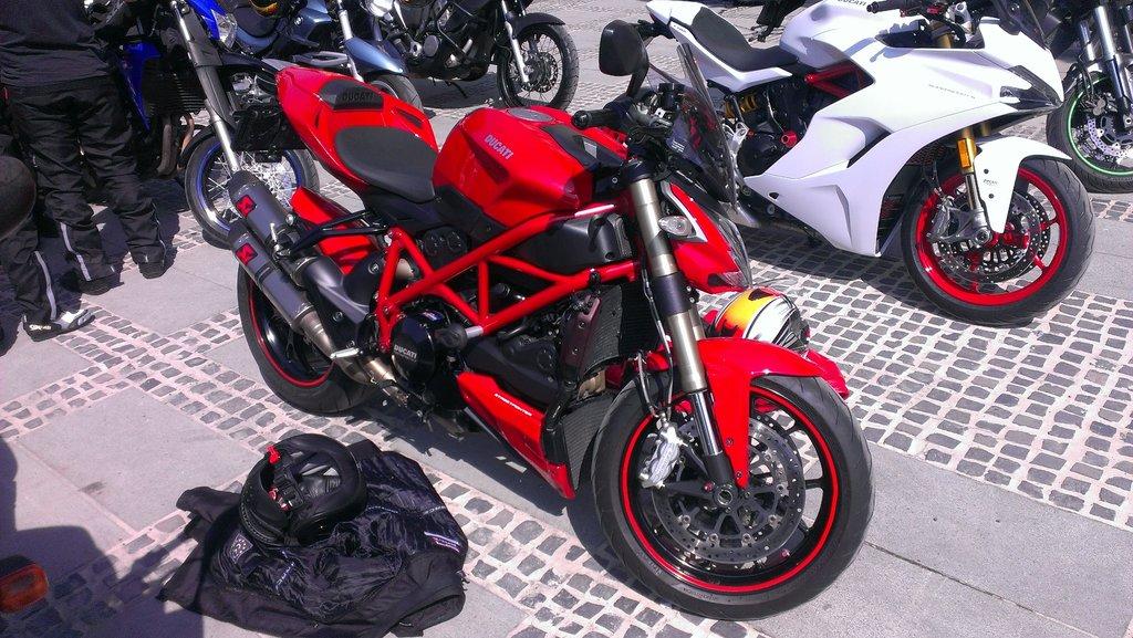 Červená talianska kráska