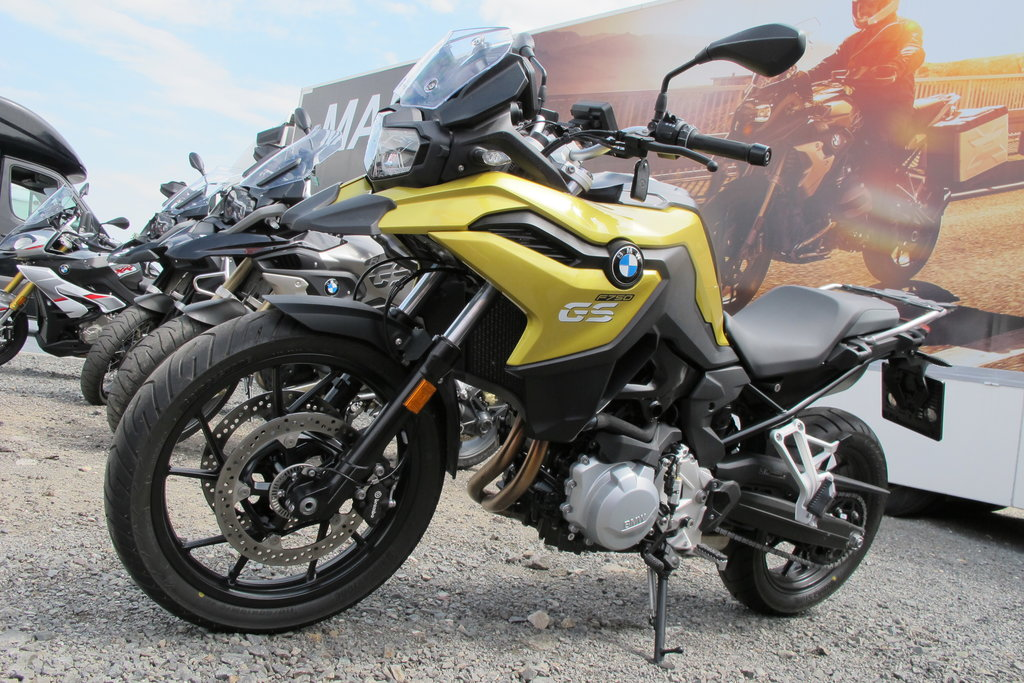 BMW Road Show 2018 - BMW F 750 GS