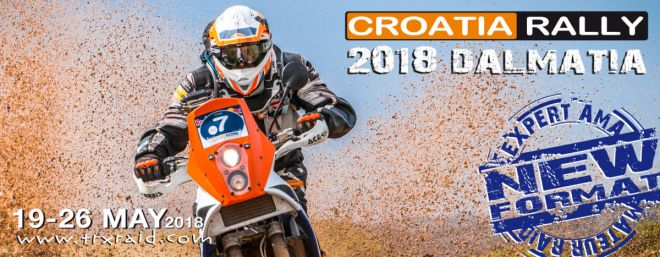 Croatia Rally 2018