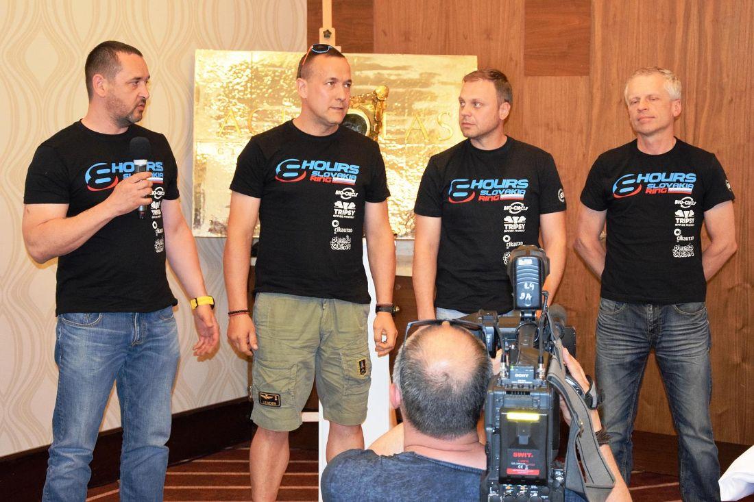 Slovenský motomaxx racing team sa predstavil na pretekoch svetového šampionátu EWC 2018 na Slovakia Ringu