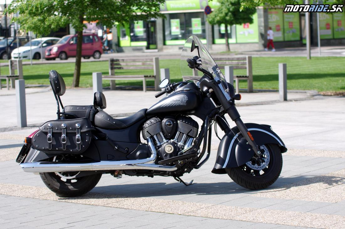 Indian Chief Dark Horse 2018