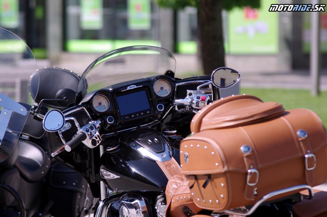 Indian Chief Roadmaster 2018