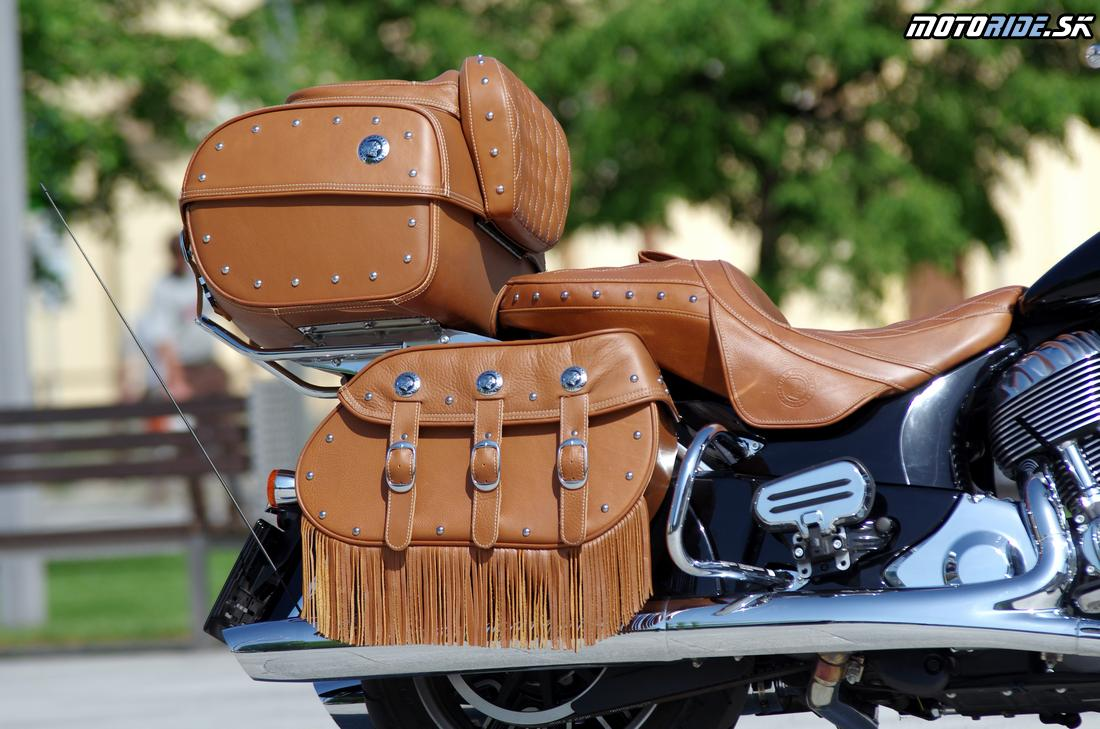 Indian Chief Roadmaster 2018