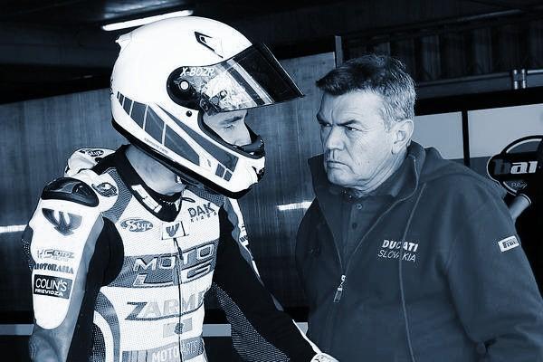 Ohliadnutie za Ľubošom Gréčom, človekom oddaným motošportu a Ducati