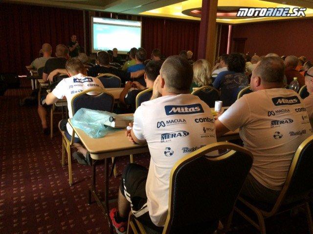 Rozprava - Croatia Rally 2018