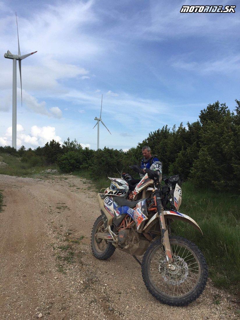 Maratónska etapa - Croatia Rally 2018