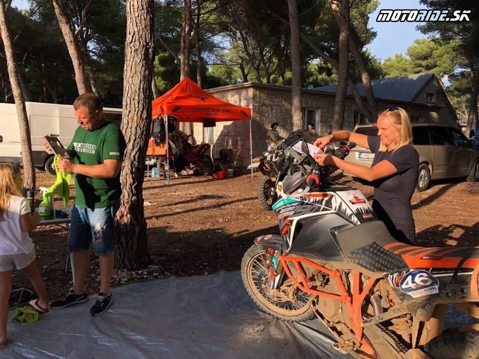 Foto zo štvrtkovej etapy - Croatia Rally 2018