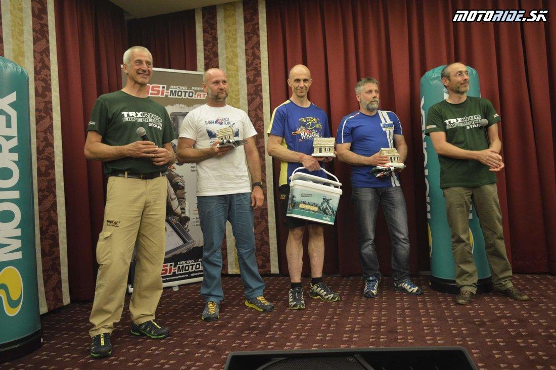 Class B - Croatia Rally 2018