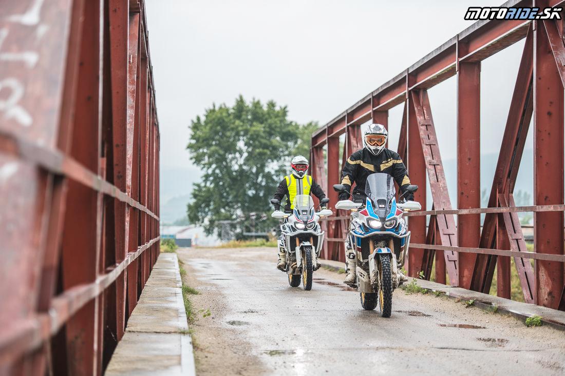 Honda Africa Twin Test Days 2018