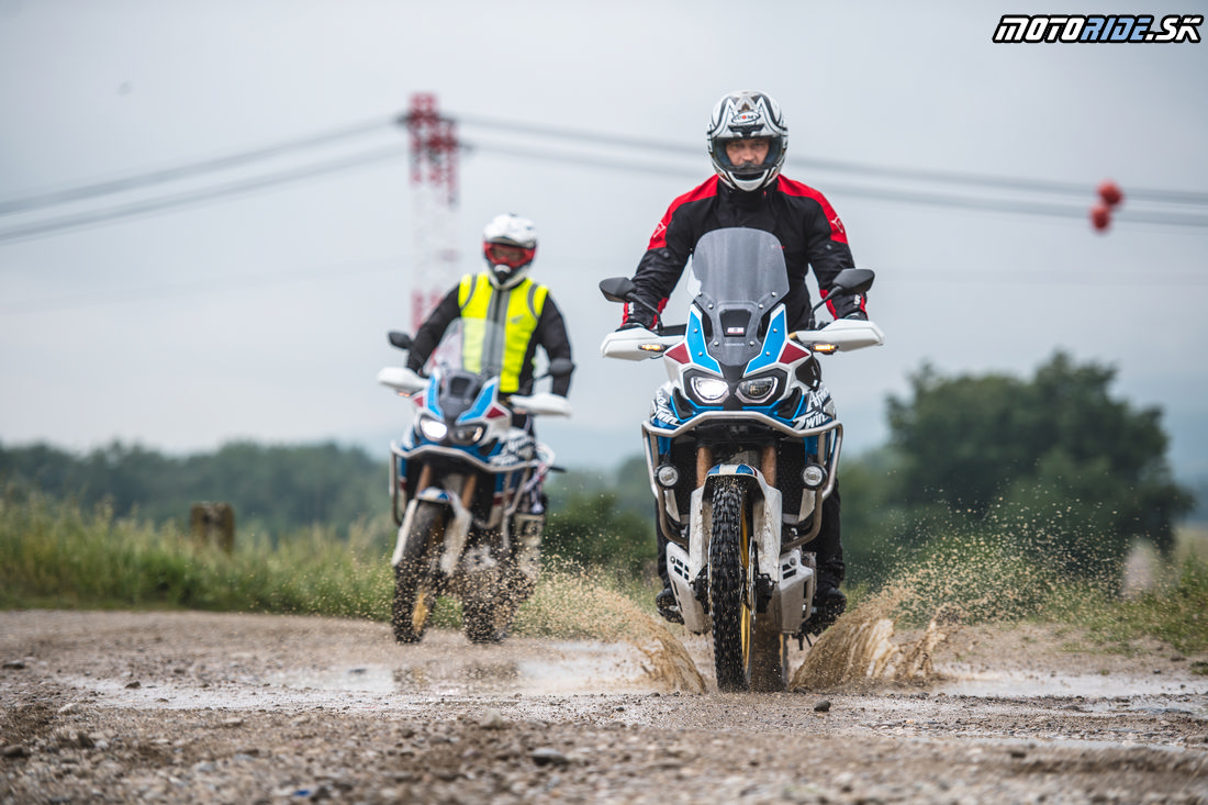 Honda Africa Twin Test Days 2018