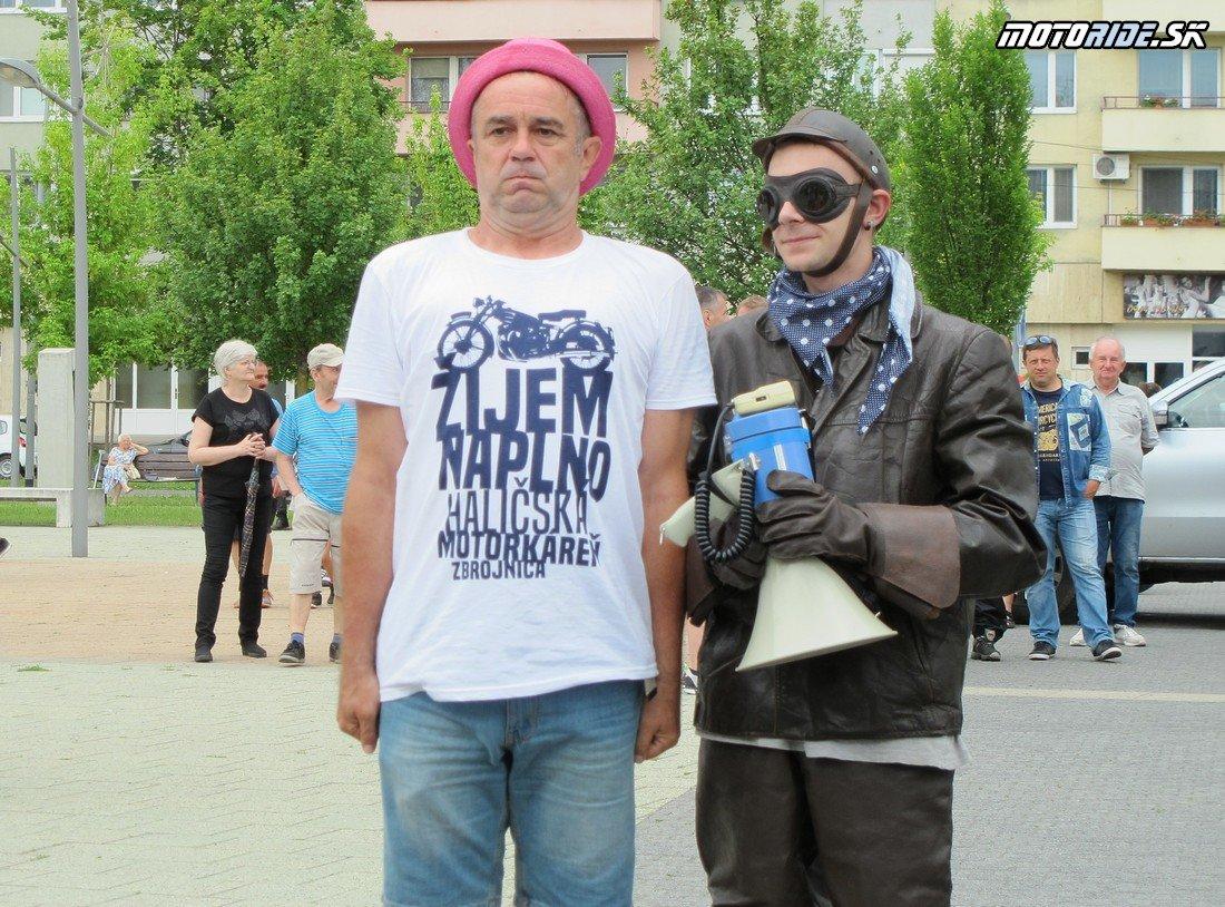 02.06.2018 13:57 - 13. Haličská Motorkáreň - žijem naplno!