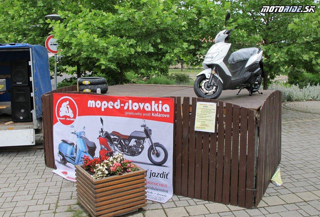 02.06.2018 14:34 - 13. Haličská Motorkáreň - žijem naplno!