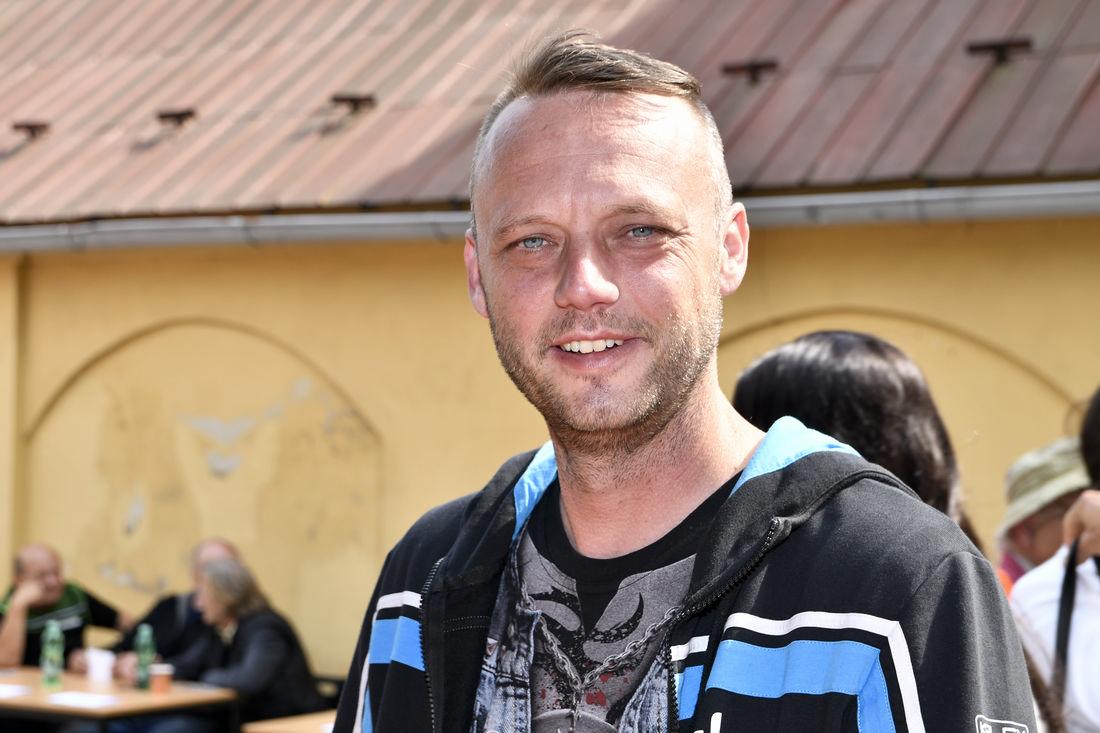 Miro Laki Sloboda na legendárnych 300 Zatáček Gustava Havla 2018, Hořice