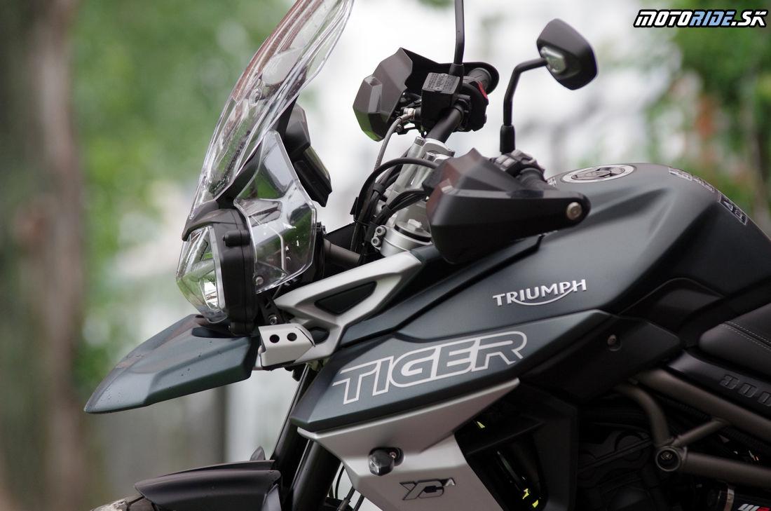 Najuniverzálnejšia motorka súčasnosti? Triumph Tiger 800 XCA 2018!